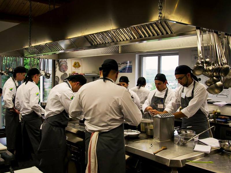 In cucina - Niko Romito formazione