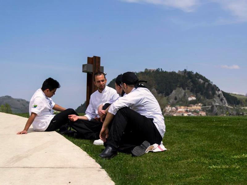 Meditazione - Niko Romito formazione