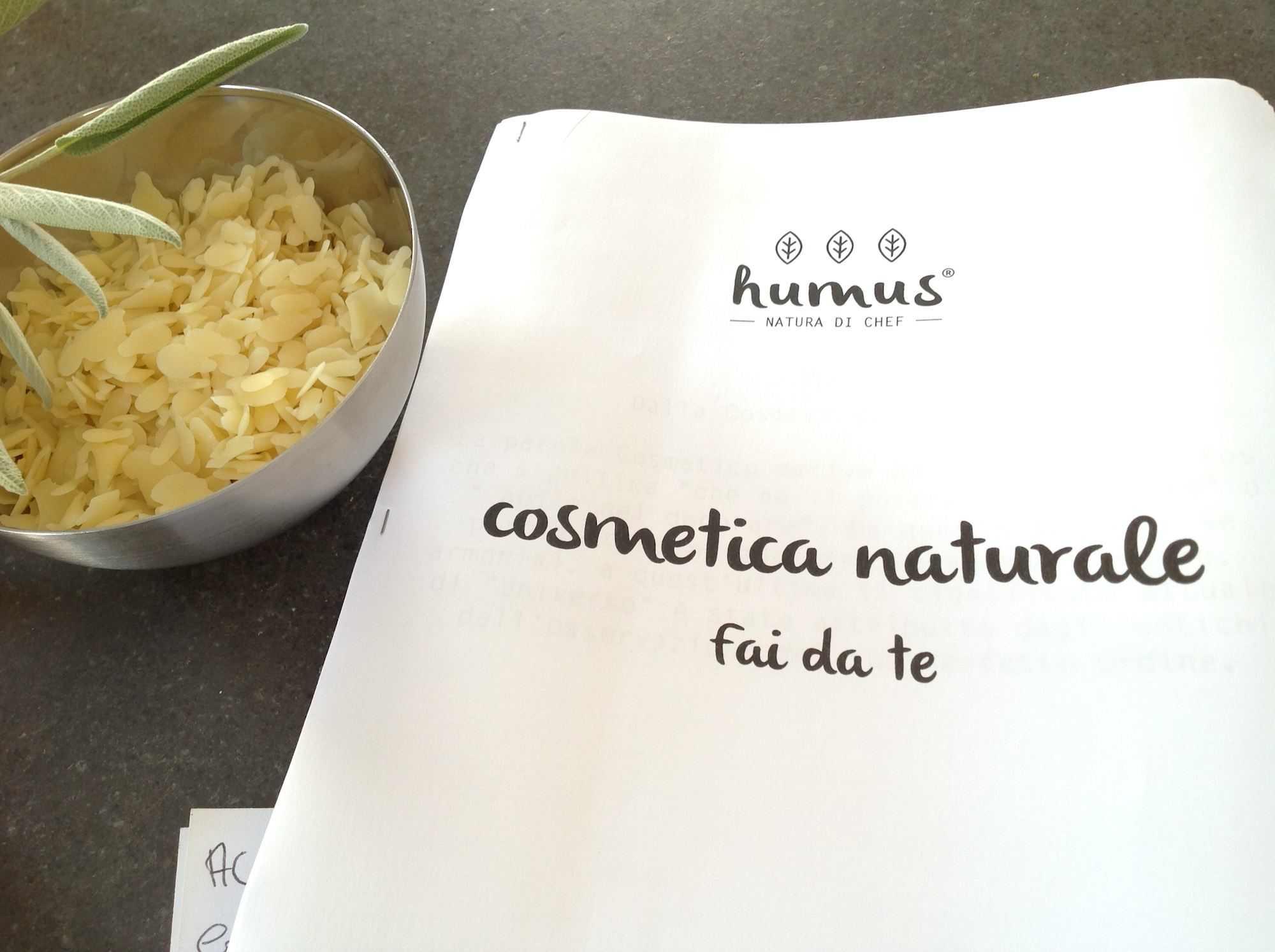 corso cosmetica naturale humus