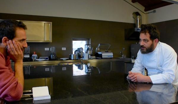 intervista chef davide mazza niko romito formazione