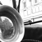 Il duomo di Firenze allo specchio