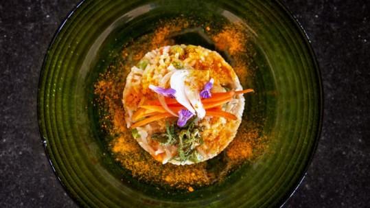 aperitivo food experience salerno humus