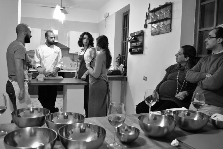 corso di cucina naturale salerno humus