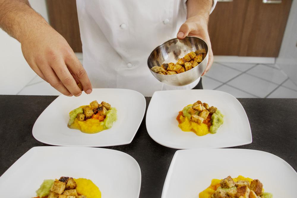 Corso di cucina professionale a Salerno