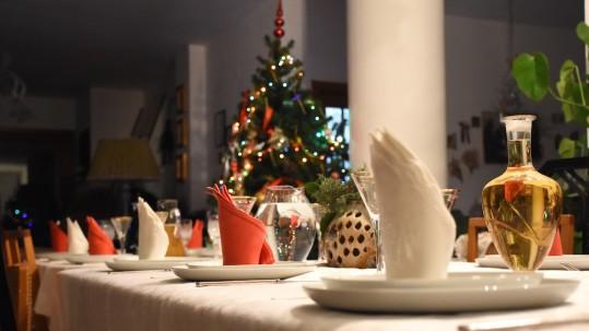 Menu con ricette vegane per Natale
