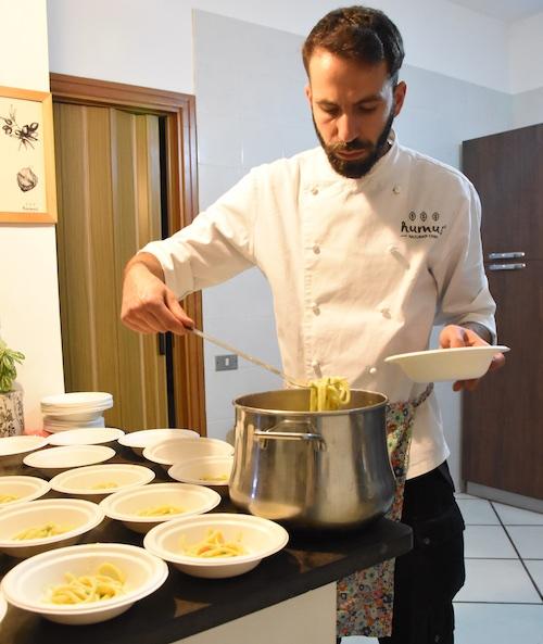Corso di cucina vegana a Salerno con ricette per il menu di Natale