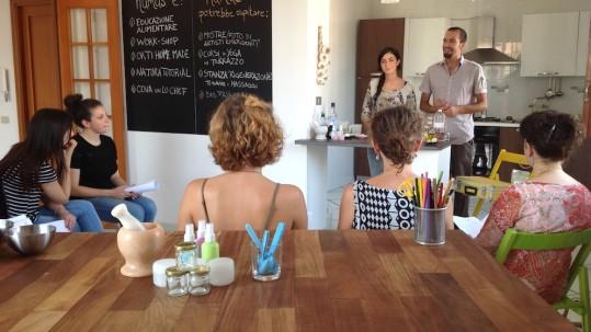 Corso di cosmesi naturale a Salerno