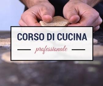 Scopri i nostri corsi di cucina professionali