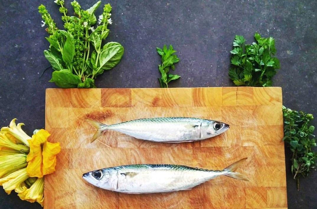 Corso di cucina di pesce a Salerno - Cetara e Costiera amalfitana